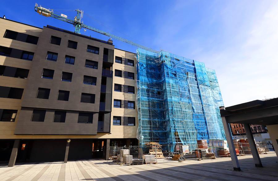 59 viviendas recibirán 708.000 euros para mejoras a través del ARU Ebro-Entrevías