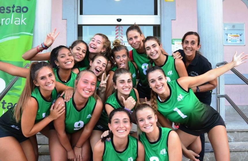 «Hemos creado más afición al voleibol de la que hubiéramos imaginado»