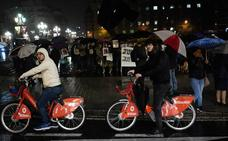 El servicio de bicis eléctricas de Bilbao bloquea a 378 usuarios por infracciones