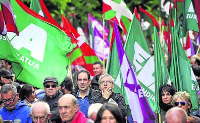 Los sindicatos exigirán hoy en el 1 de Mayo un giro a la izquierda en la economía
