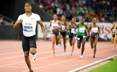 «Seguiré inspirando a mujeres jóvenes y atletas de todo el mundo»