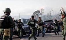 Maduro, frente «al imperio y sus lacayos»: «¡Nosotros venceremos!»
