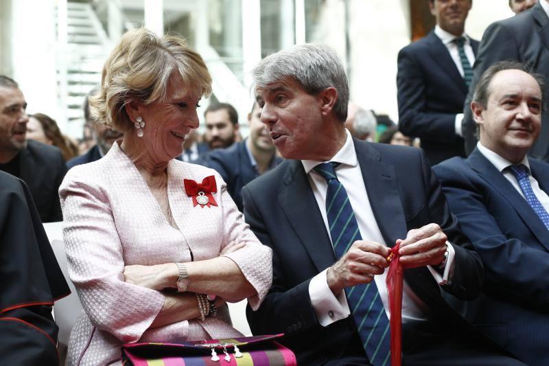 Madrid celebra los actos de conmemoración del Dos de Mayo
