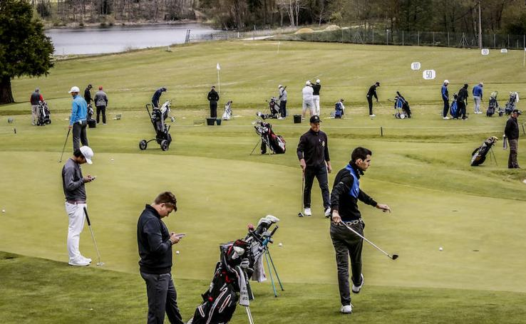 Izki Golf de Álava acoge la Challenge de España por tercer año consecutivo
