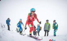 Nahia Quincoces: «Jamás soñé que llegaría a competir con los mejores»