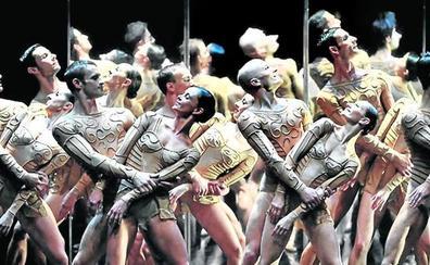 Thierry Malandain se rinde a la danza romántica en Vitoria