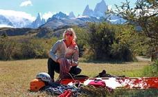 Carolina Codó, la alpinista y doctora en un pueblo de la Patagonia al que nadie deseaba ir