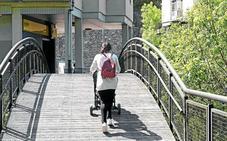 Barrena contará con una nueva pasarela más accesible y cómoda que la actual