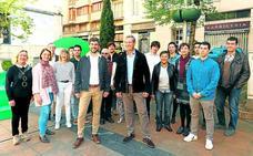 Mendicute presenta su lista «para liderar el cambio que Eibar necesita»