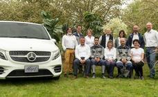 Mercedes lanza la nueva Clase V más ecológica