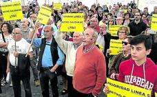 900 firmas en cinco días dan vida a Auzoak, el partido que exige el metro para Galdakao