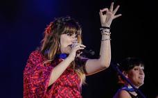 Rozalén, Rosario y Tequila actuarán en las fiestas de Sestao