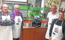 Orduña atesora una receta de caracoles que compite con los de San Prudencio