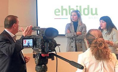 Polémica entre Bildu y PNV por la participación de Goirizelaia en una rueda de prensa