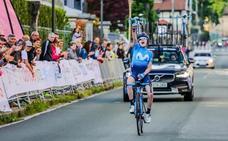Balmaseda, sin su Eider Merino, pone a prueba a las mejores ciclistas
