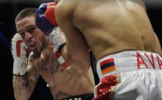 Kerman Lejarraga reaparecerá en junio en Bilbao ante el mexicano Solis para luchar por el Título Latino