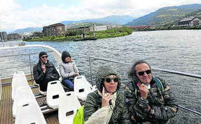 Bilbao busca cómo extender la actividad en la ría hasta La Peña, Bolueta y el Cadagua