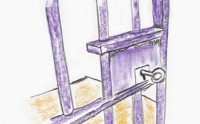 Un dibujo obra de Mandela se subasta por más de 98.000 euros en Nueva York