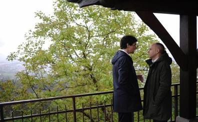 «Costa, ría y verde. Ese es el futuro de Bizkaia», afirma Rementeria