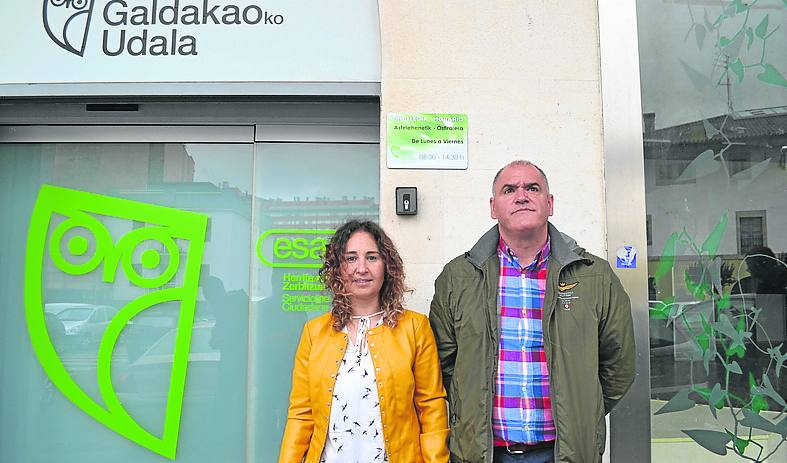 Galdakao elige Usansolo para abrir la primera oficina de atención ciudadana en los barrios