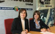 Urremendi y Basque Team se dan la mano para apoyar la sostenibilidad en Busturialdea