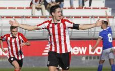 El Eibar y dos Segundas sondean a Asier Benito, del Bilbao Athletic