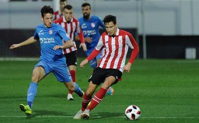 Tránsito en La Planilla para el Bilbao Athletic
