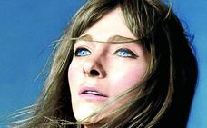 La incansable luchadora de los ojos azules