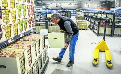 Lidl aumenta la oferta en Iturritxu con el súper que abrirá el jueves