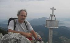 Muere Iñigo Muñoyerro, el periodista de EL CORREO que amaba las montañas