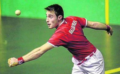 Salaberria es el primer semifinalista del torneo Biharko Izarrak