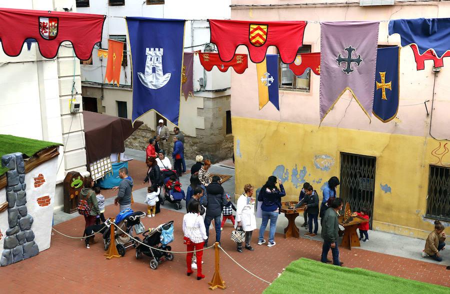 Un Mercado Medieval para dejarse llevar por la magia y la ilusión