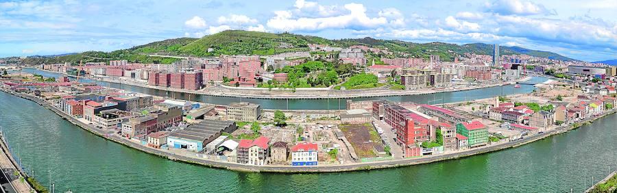 Bilbao repiensa Zorrozaurre