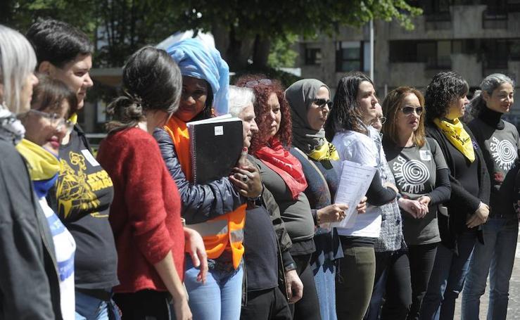 5.000 personas dicen 'no' al racismo en Durango