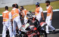 La dupla de Simoncelli se lleva el premio en Jerez