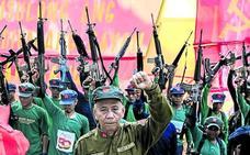 Asia, continente guerrillero: los insurgentes comunistas de Filipinas cumplen 50 años