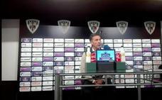 «Los jugadores han trabajado como jabatos para conseguir este premio», alaba Larrazabal