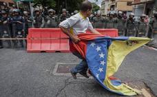 Guaidó se abre a «considerar» la opción de una intervención militar de Estados Unidos