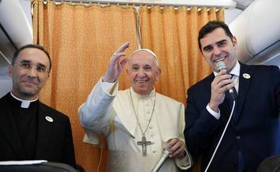El Papa pide en Bulgaria «no cerrar los ojos ni el corazón» a los inmigrantes