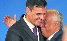 La vía portuguesa como modelo