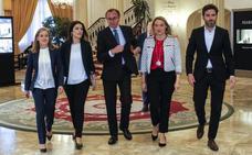 La «fórmula» del PP vasco para las municipales: «pensar solo en las ciudades»