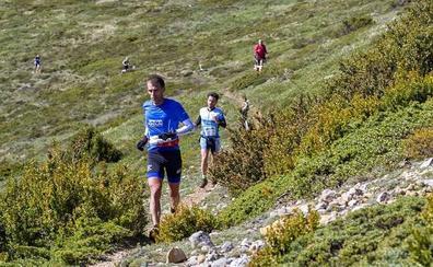 Dominio absoluto de los corredores vascos en la media maratón de montaña de Kanpezu