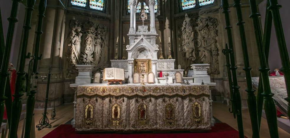El tesoro por descubrir de la Catedral Nueva cumple 20 años
