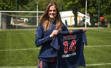 Irene Paredes, en el PSG hasta 2021