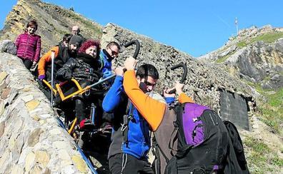 Bizkaia explora nuevas oportunidades de negocio para atraer a los turistas con discapacidad
