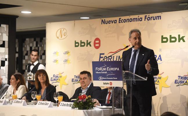 Barcos eléctricos y ocio en la ría, el nuevo 'efecto Guggenheim' para Bilbao según el PSE