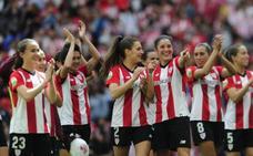 El Athletic femenino, de menos a más