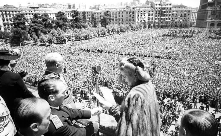 Los 100 años del nacimiento de Evita
