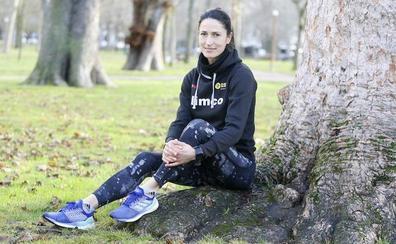 Elena Loyo dirigirá este viernes un entrenamiento para corredoras en el parque de El Prado