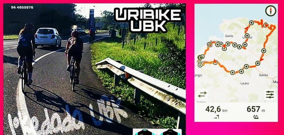 Quedada de mujeres ciclistas el 12 de mayo en Sopela